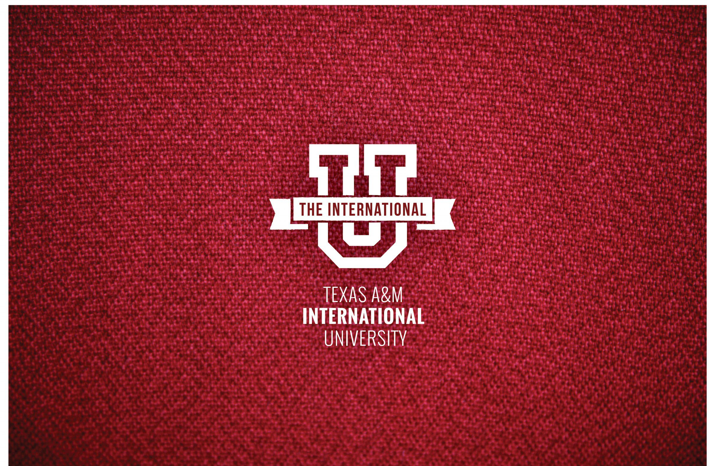 Texas A and M International University logo